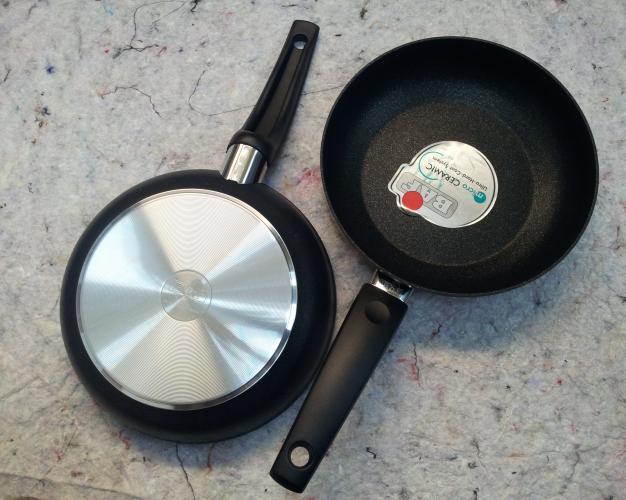 titanová pánev Baf Gusslook 20 cm keramik