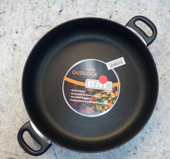 titanový hrnec Baf Gusslook 32 cm / 8 keramik